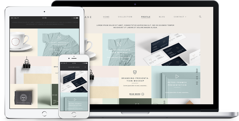 Responsive Web Design Divi WordPress