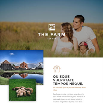 farm divi wordpress