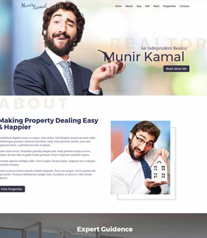 real estate divi wordpress