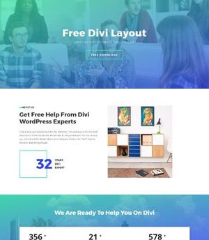 business divi web design