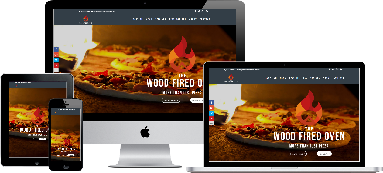 Web Design WordPress Samford